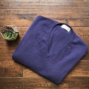 Fairway & Greene men's 100% cashmere sweater XXL
